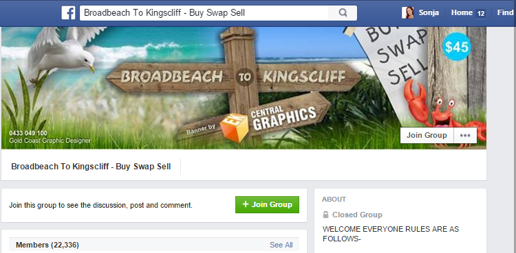 Buy sell swap Facebook Groups