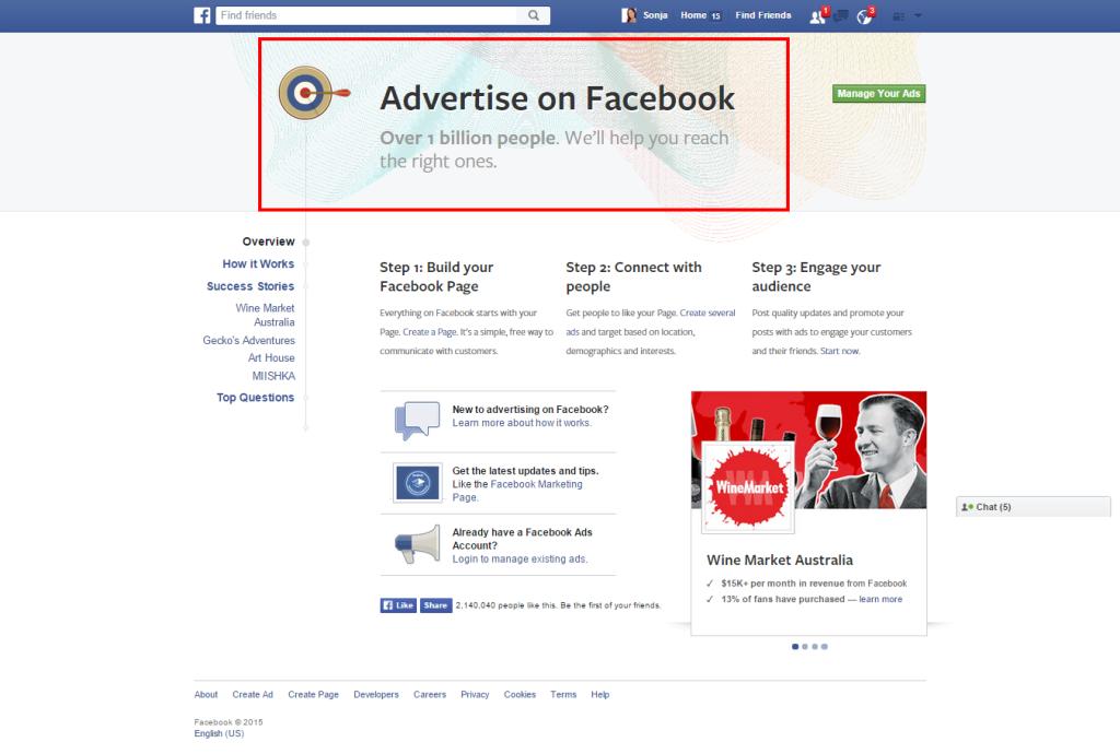 Facebook Advertising Expertt