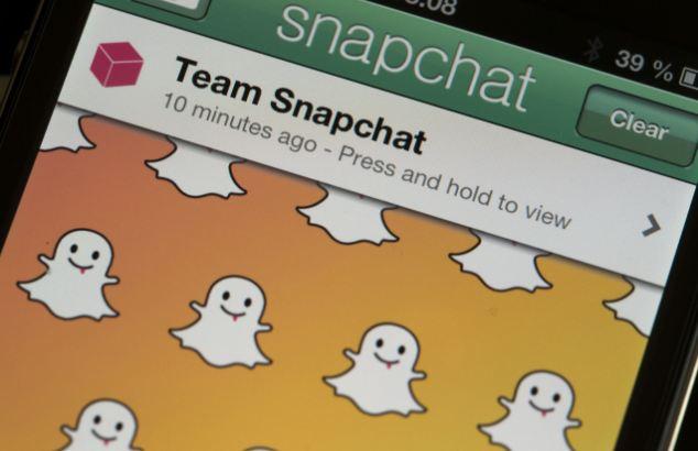 Snapchats new function